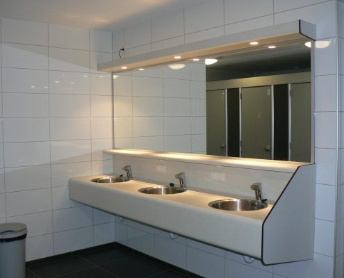 luxe sanitair